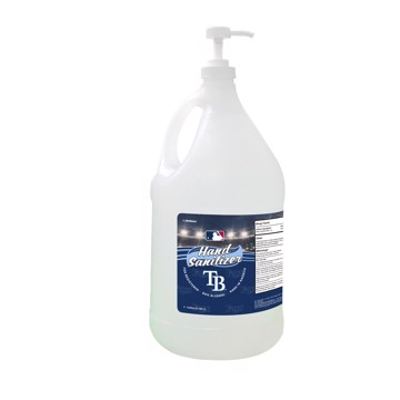 Picture of Tampa Bay Rays 1 Gallon Hand Sanitizer