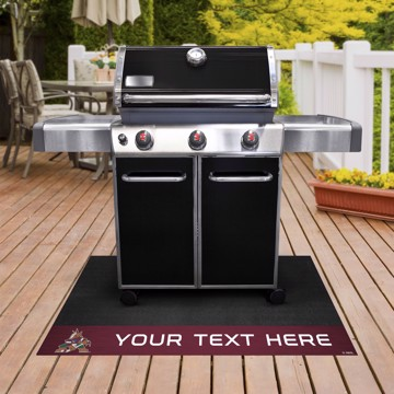 Picture of Arizona Coyotes Personalized Grill Mat