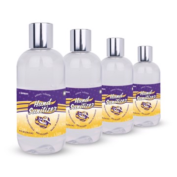 Picture of LSU 8 oz. Hand Sanitizer