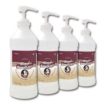 Picture of Florida State 32 oz. Hand Sanitizer