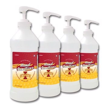 Picture of Iowa State 32 oz. Hand Sanitizer