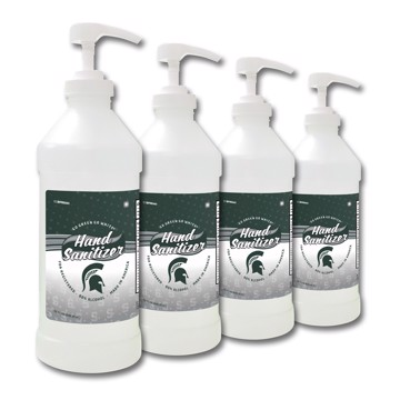 Picture of Michigan State 32 oz. Hand Sanitizer