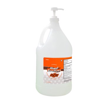 Picture of Oklahoma State 1-gallon Hand Sanitizer