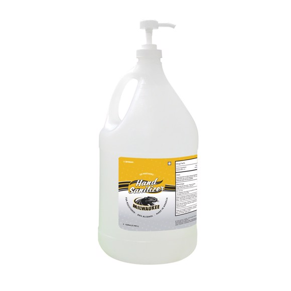 Picture of Wisconsin-Milwaukee 1-gallon Hand Sanitizer