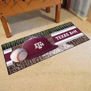 Picture of Texas A&M Baseball Runner