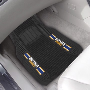 Picture of NHL - Buffalo Sabres Deluxe Car Mat Set