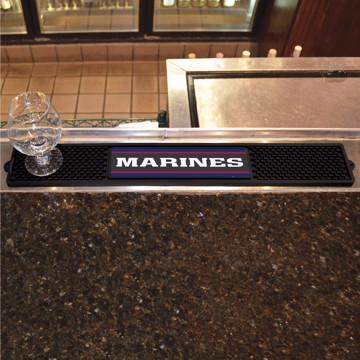 Picture of U.S. Marines Drink Mat