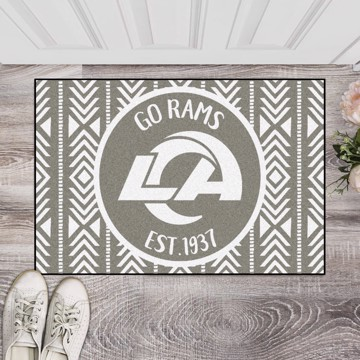 Picture of Los Angeles Rams Southern Style Starter Mat