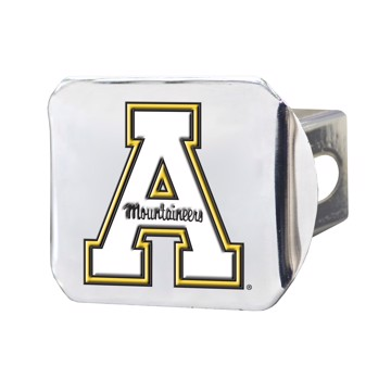 Picture of Appalachian State Color Hitch Cover - Chrome