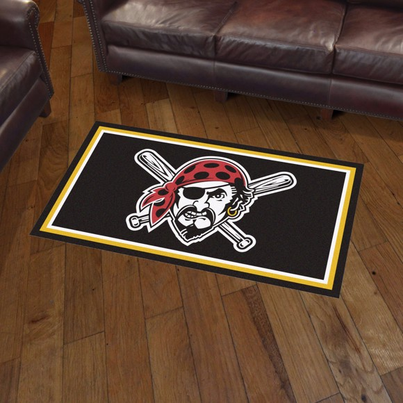 Picture of Pittsburgh Pirates 3x5 Rug
