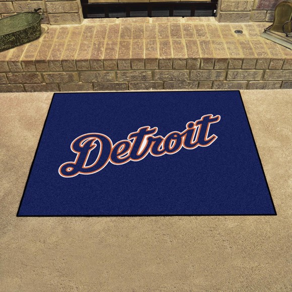 Picture of Detroit Tigers All-Star Mat
