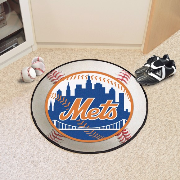 Picture of New York Mets Baseball Mat
