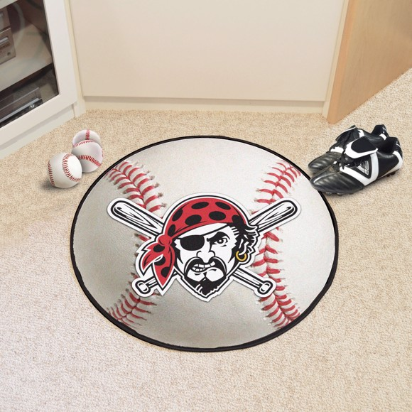 Picture of Pittsburgh Pirates Baseball Mat