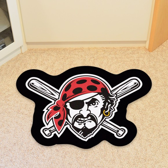 Picture of Pittsburgh Pirates Mascot Mat