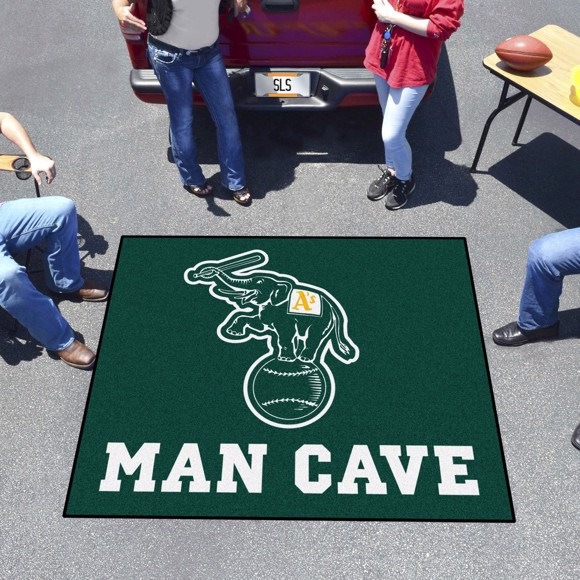 Picture of Oakland Athletics Man Cave Tailgater