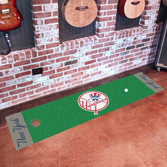 Picture of New York Yankees Putting Green Mat