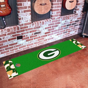 Picture of Green Bay Packers Putting Green Mat