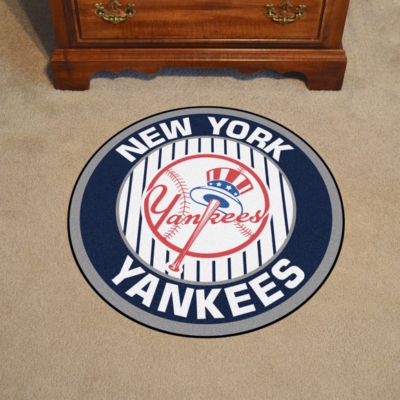 Picture of New York Yankees Roundel Mat
