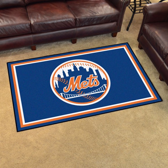 Picture of New York Mets 4x6 Rug