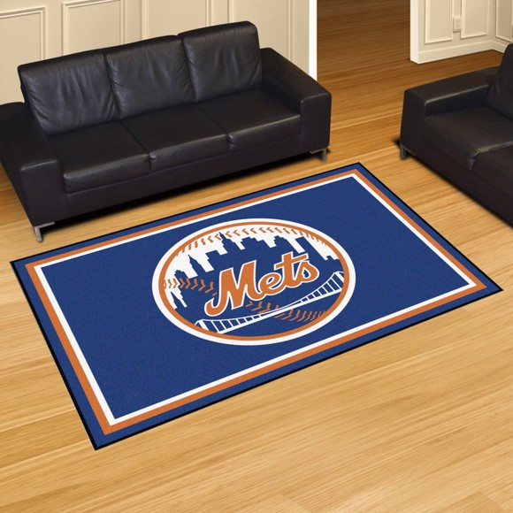 Picture of New York Mets 5x8 Rug