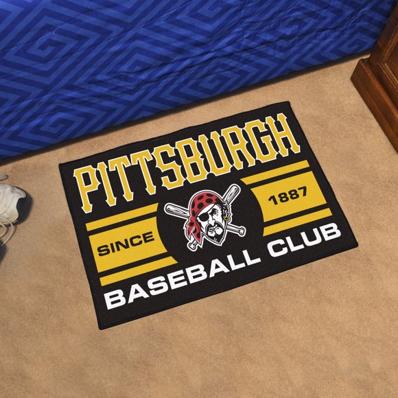 Picture of Pittsburgh Pirates Starter Mat