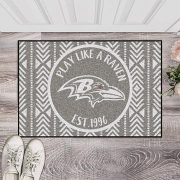 Picture of Baltimore Ravens Starter Mat - Southern Style