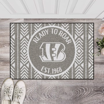 Picture of Cincinnati Bengals Starter Mat - Southern Style