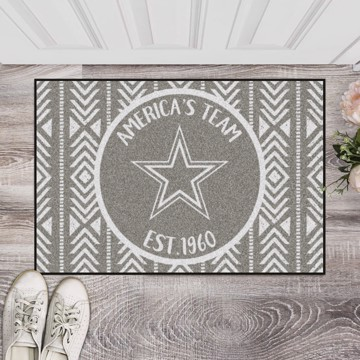 Picture of Dallas Cowboys Starter Mat - Southern Style