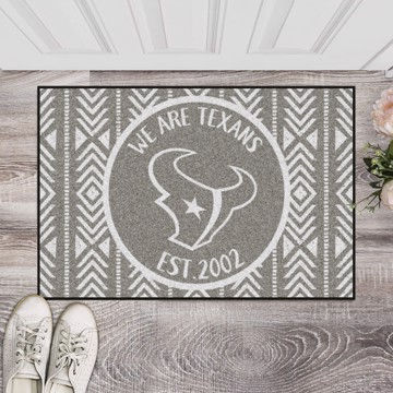 Picture of Houston Texans Starter Mat - Southern Style