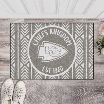 Picture of Kansas City Chiefs Starter Mat - Southern Style