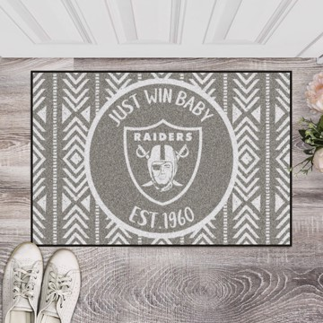 Picture of Las Vegas Raiders Starter Mat - Southern Style
