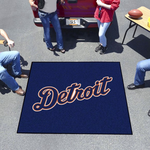 Picture of Detroit Tigers Tailgater Mat
