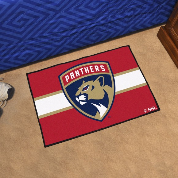 Picture of Florida Panthers Starter Mat