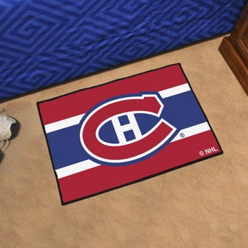 Picture of Montreal Canadiens Starter Mat