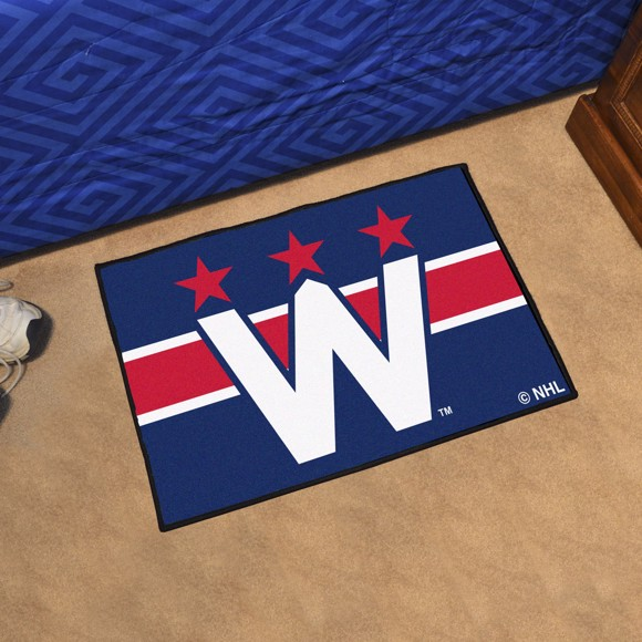 Picture of Washington Capitals Starter Mat