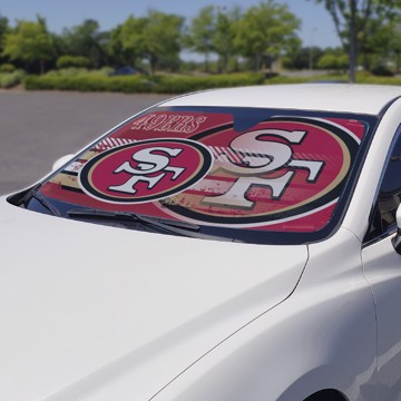 Picture of NFL - San Francisco 49ers Auto Shade