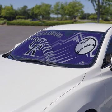 Picture of MLB - Colorado Rockies Auto Shade