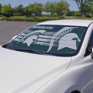 Picture of Michigan State Auto Shade