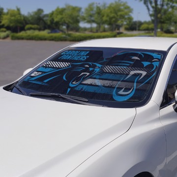 Picture of NFL - Carolina Panthers Auto Shade