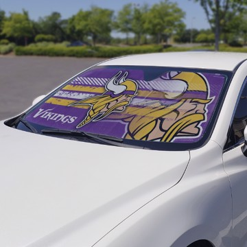 Picture of NFL - Minnesota Vikings Auto Shade