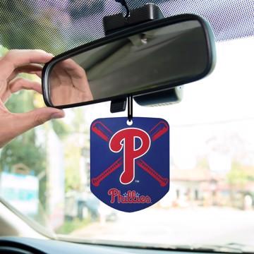 Picture of MLB - Philadelphia Phillies Air Freshener 2-pk