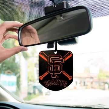 Picture of MLB - San Francisco Giants Air Freshener 2-pk