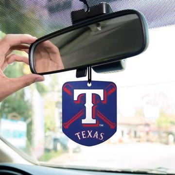 Picture of MLB - Texas Rangers Air Freshener 2-pk