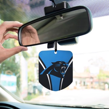 Picture of NFL - Carolina Panthers Air Freshener 2-pk