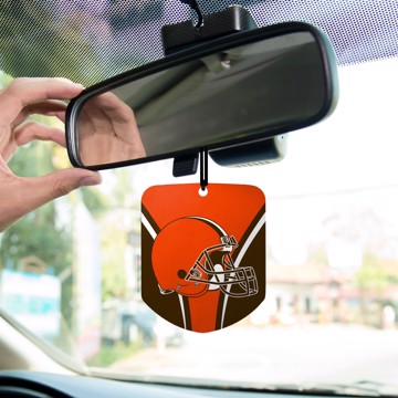 Picture of NFL - Cleveland Browns Air Freshener 2-pk