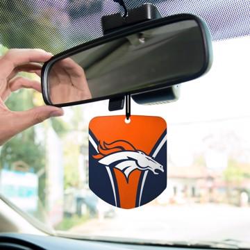 Picture of NFL - Denver Broncos Air Freshener 2-pk