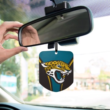 Picture of NFL - Jacksonville Jaguars Air Freshener 2-pk
