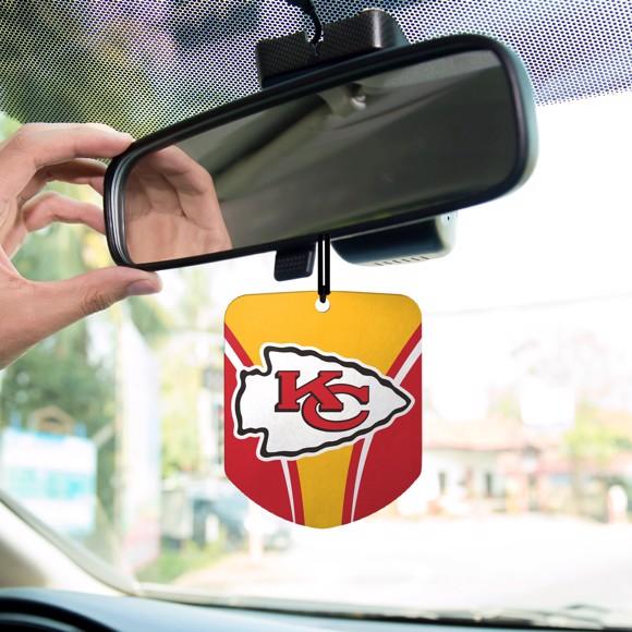 Picture of NFL - Kansas City Chiefs Air Freshener 2-pk
