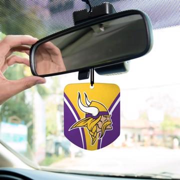 Picture of NFL - Minnesota Vikings Air Freshener 2-pk