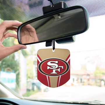 Picture of NFL - San Francisco 49ers Air Freshener 2-pk
